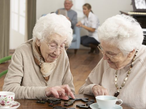 Aged Care - game time